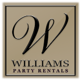 Williams Party Rentals in Santa Clara CA, San Jose, Los Gatos, Campbell, Los Altos, Sunnyvale CA